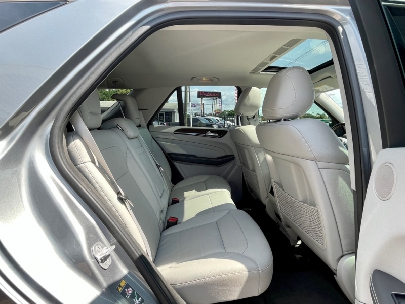 MERCEDES-BENZ ML 2014 price $22,990