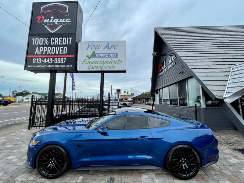 FORD MUSTANG 2017 price $36,990