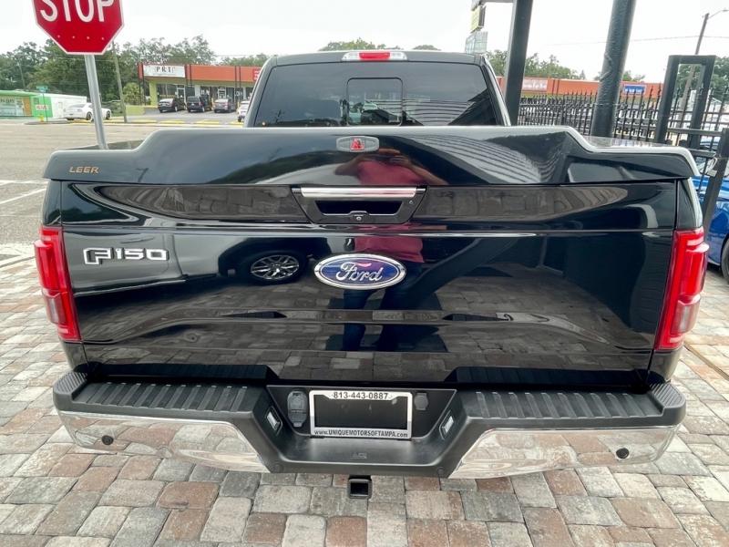 FORD F150 LARIAT 2017 price $33,990