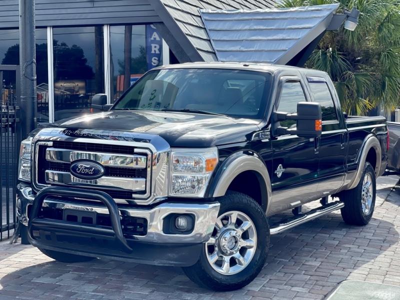 FORD F250 LARIAT 2012 price $35,990