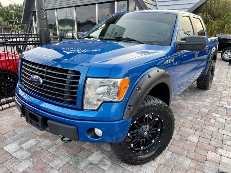 FORD F150 STX 2014 price $23,990