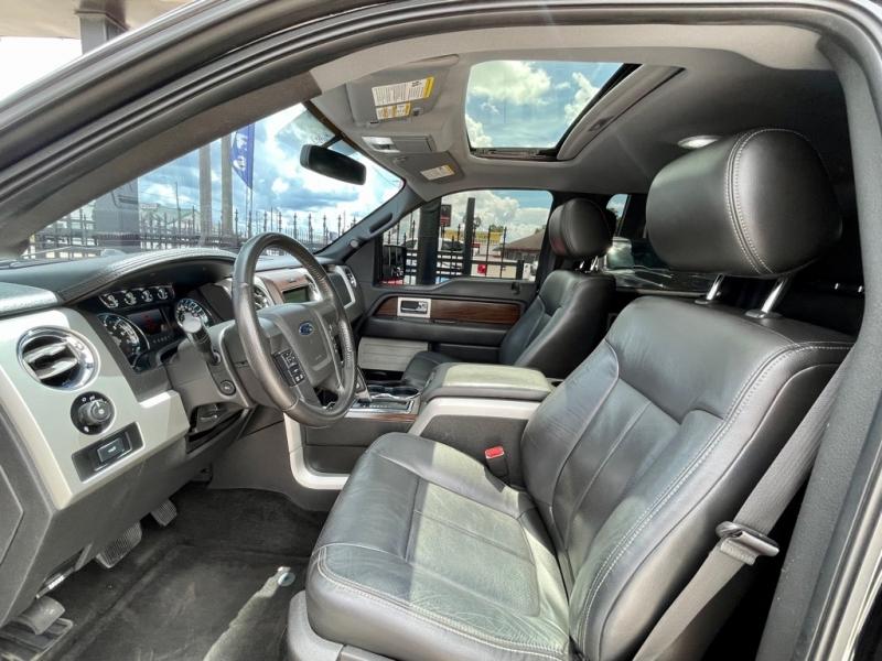 FORD F150 LARIAT 2014 price $26,990