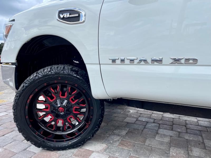 NISSAN TITAN XD 2018 price $37,990