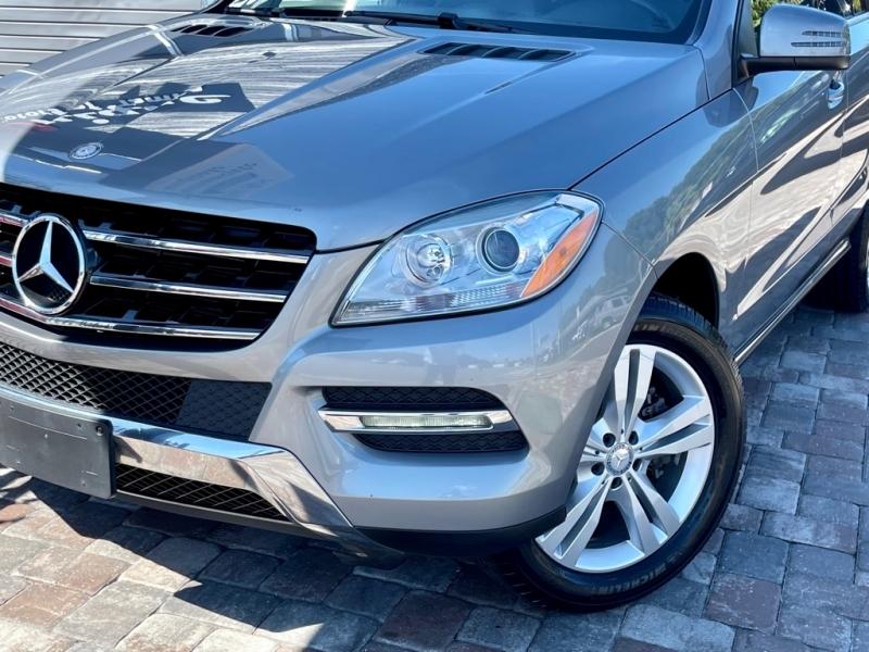 MERCEDES-BENZ ML 2014 price $24,990