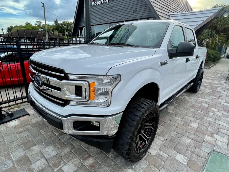 FORD F150 2018 price $36,990