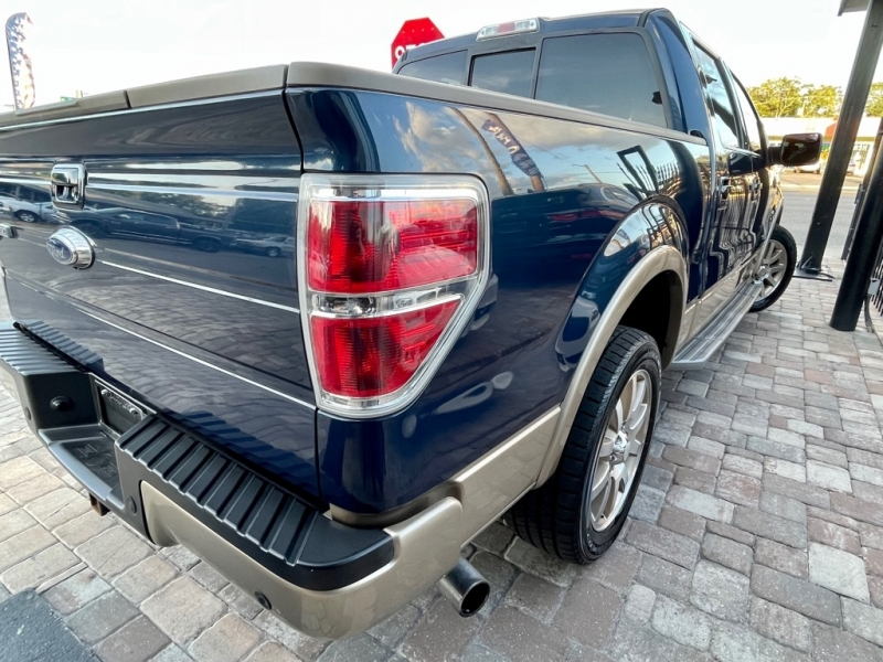 FORD F150 KING RANCH 2013 price $26,990