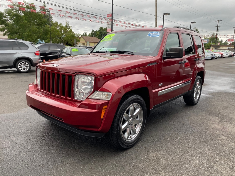 JEEP LIBERTY 2012 price $9,900