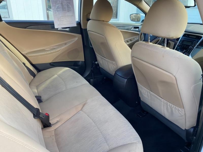 HYUNDAI SONATA 2013 price $7,900