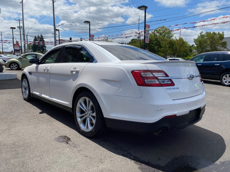 FORD TAURUS 2013 price $8,950