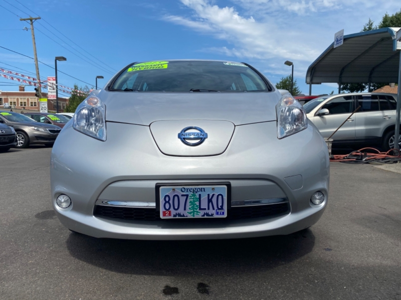 NISSAN LEAF 2015 price $7,950