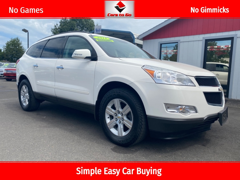 CHEVROLET TRAVERSE 2011 price $12,995