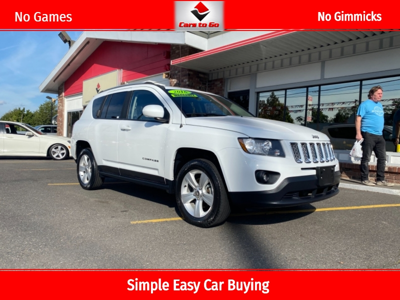 JEEP COMPASS 2016 price $10,995