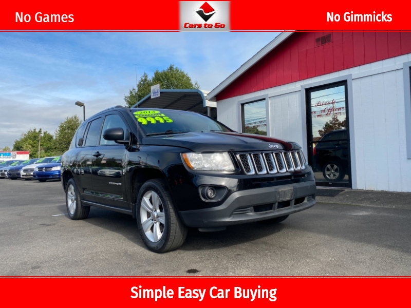 JEEP COMPASS 2013 price $8,950