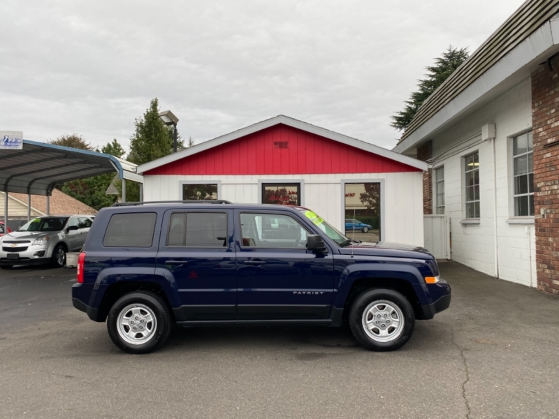 JEEP PATRIOT 2012 price $8,995