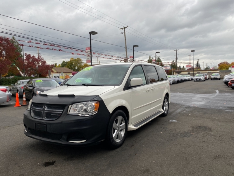 DODGE GRAND CARAVAN PASSENGER 2013 price $7,995