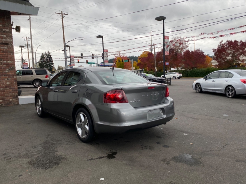 DODGE AVENGER 2013 price $7,995