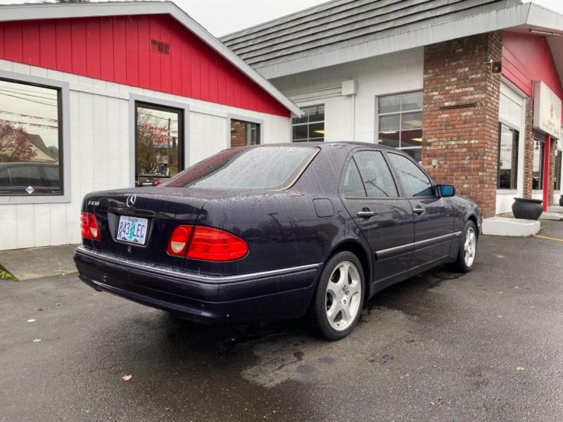 MERCEDES-BENZ E-CLASS 1999 price $4,995