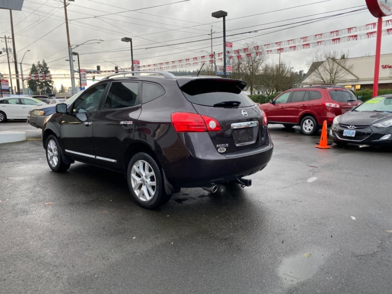 NISSAN ROGUE 2012 price $9,995
