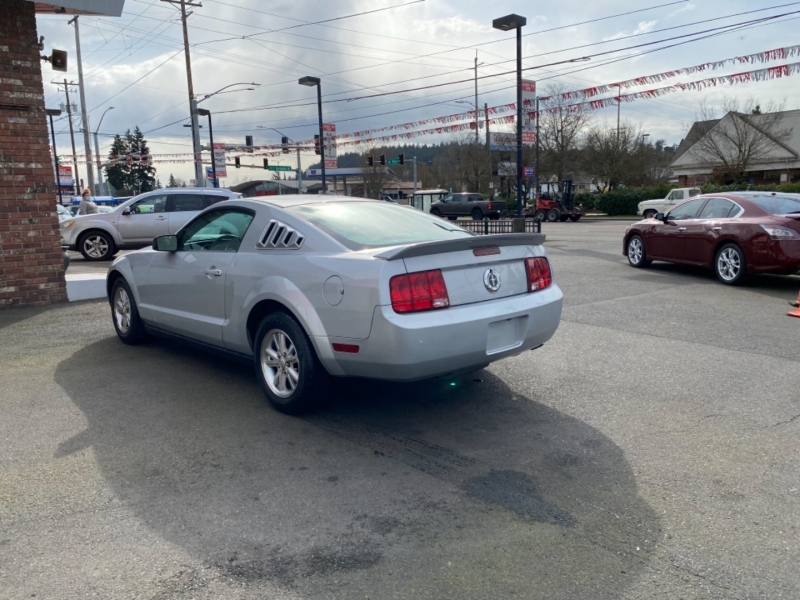 FORD MUSTANG 2008 price $9,750