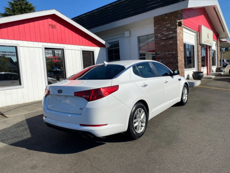 KIA OPTIMA 2012 price $10,995