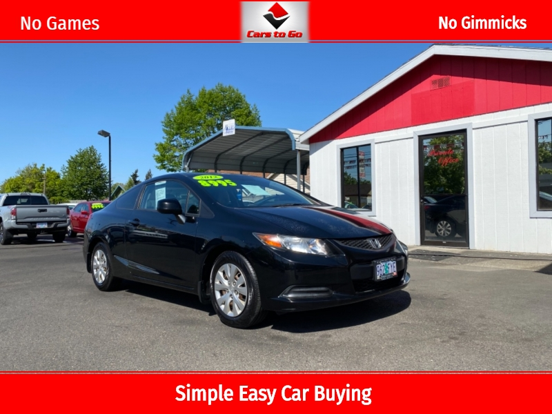 HONDA CIVIC 2012 price $8,995
