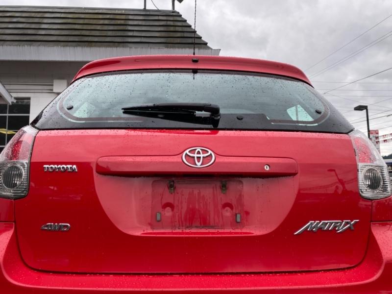TOYOTA MATRIX 2006 price $7,995