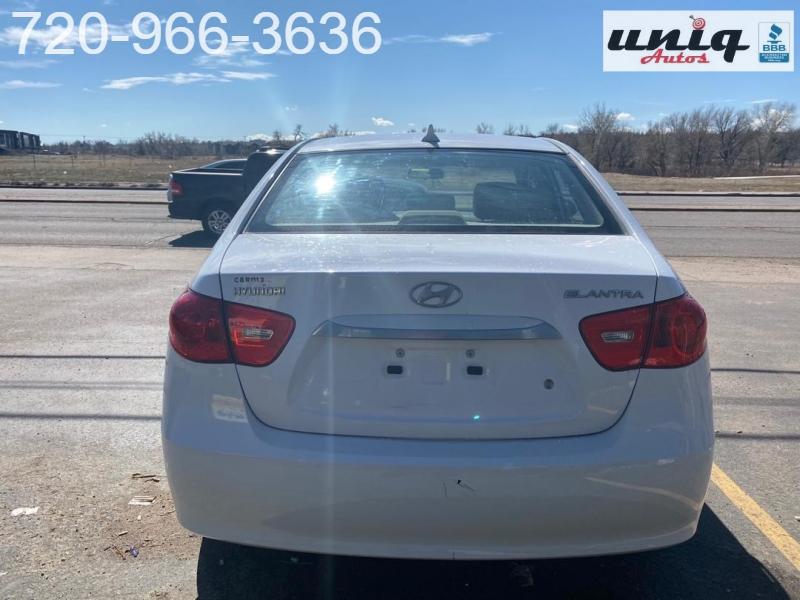 Hyundai Elantra 2010 price $5,798