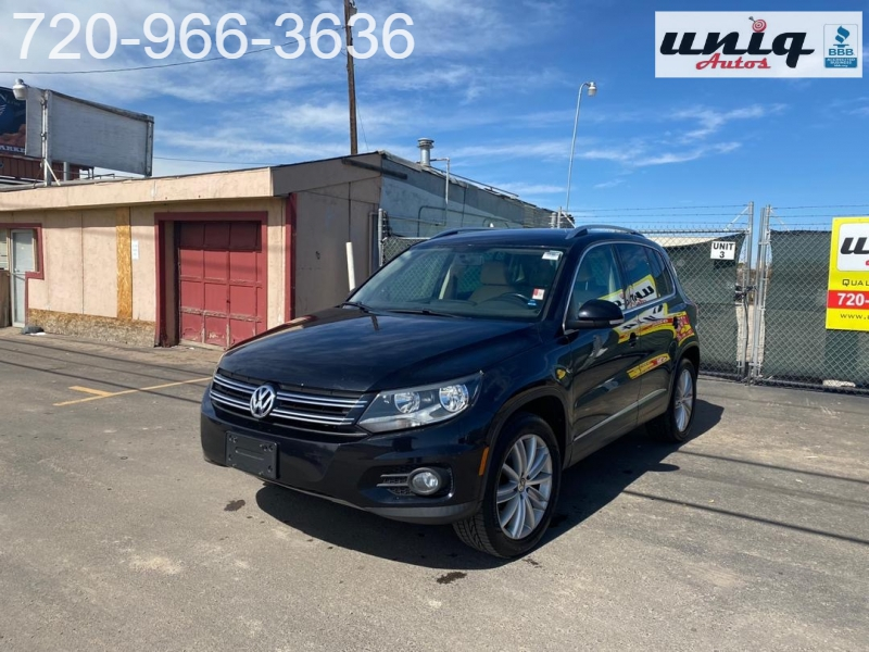 Volkswagen Tiguan 2013 price $8,798