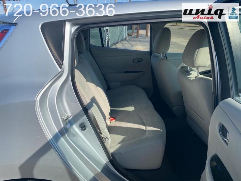 Nissan LEAF 2012 price $5,689