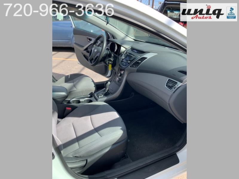 Hyundai Elantra 2014 price $7,199