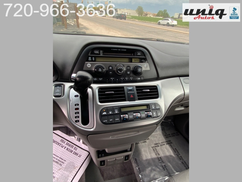 Honda Odyssey 2009 price $8,950