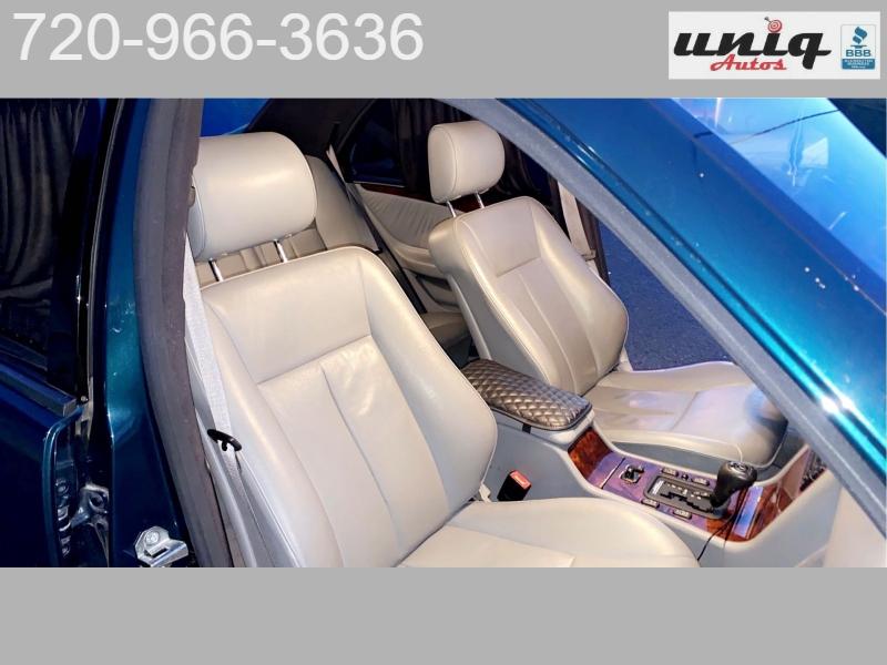 Mercedes-Benz E-Class 1998 price $4,900