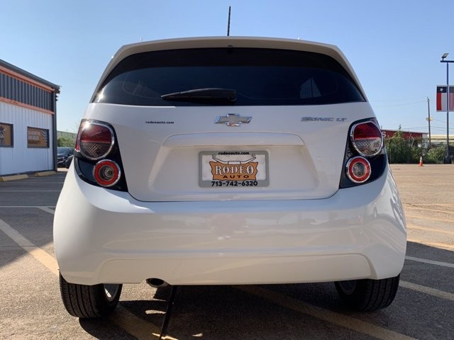 Chevrolet Sonic 2015 price $1,500 Down