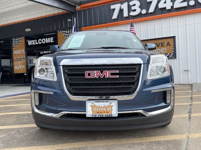 GMC Terrain 2017 price $2,600 Down