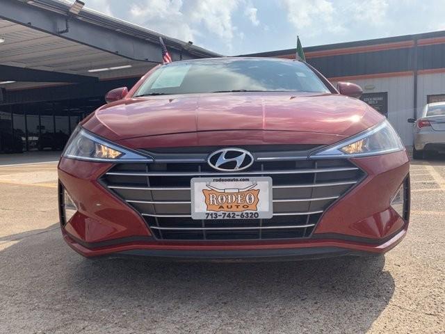 Hyundai Elantra 2020 price $2,500 Down