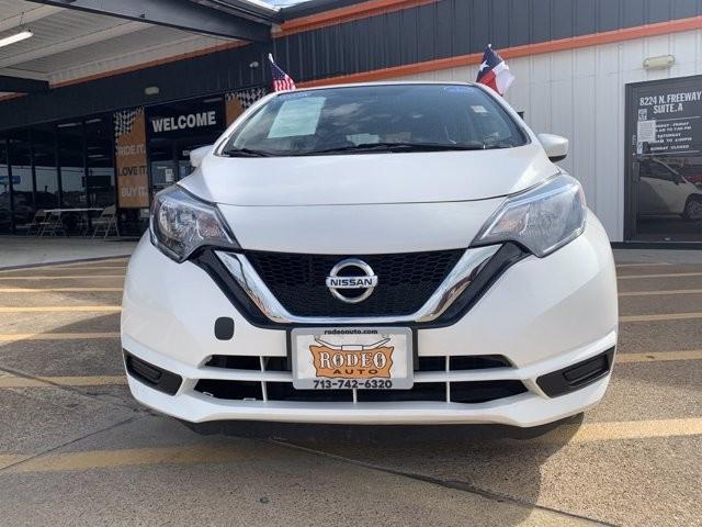 Nissan Versa Note 2018 price $1,800 Down