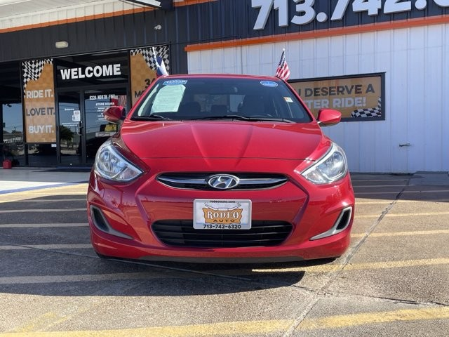 Hyundai Accent 2017 price $1,600 Down