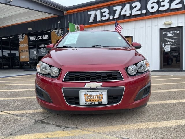 Chevrolet Sonic 2014 price $1,400 Down