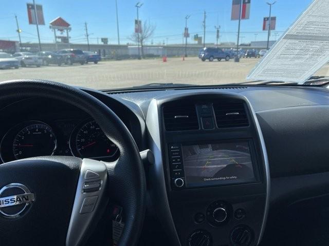 Nissan Versa Sedan 2019 price $1,800 Down