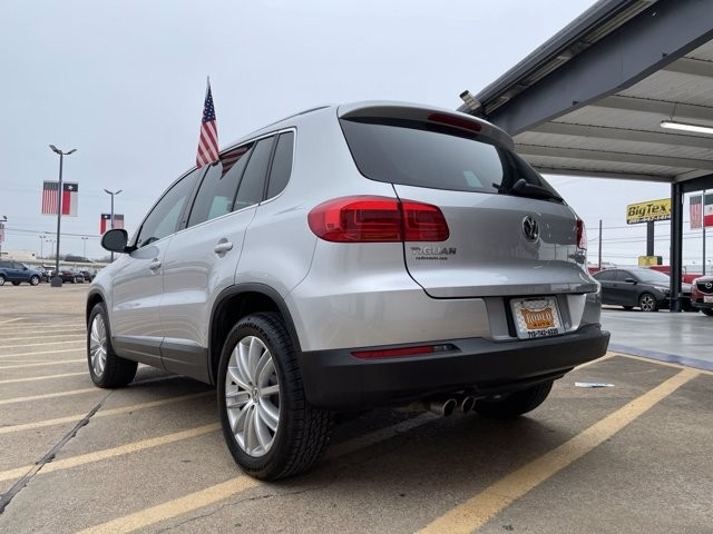 Volkswagen Tiguan 2014 price $1,800 Down