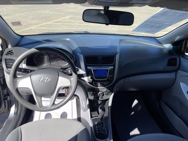 Hyundai Accent 2014 price $1,300