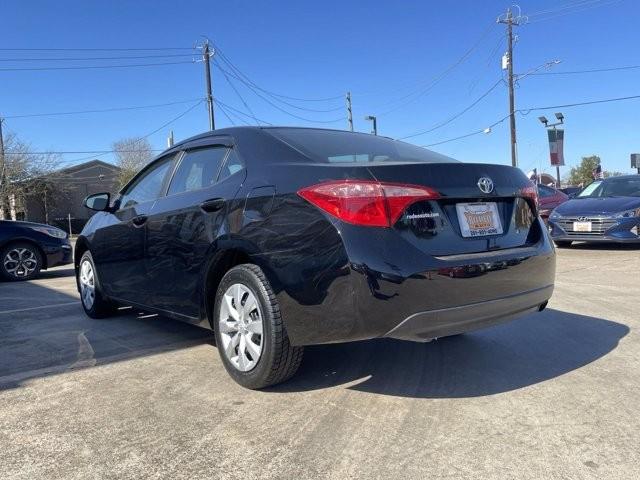 Toyota Corolla 2017 price $1,700 Down