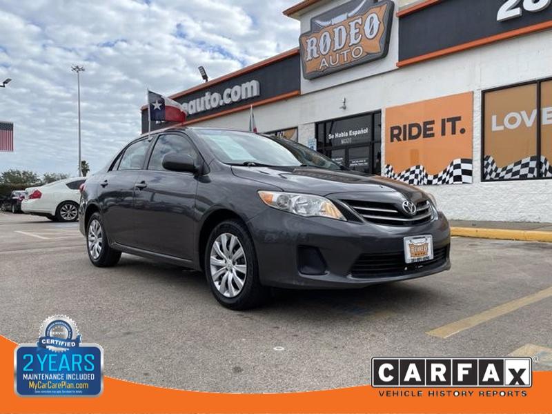 Toyota Corolla 2013 price $1,600 Down
