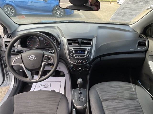 Hyundai Accent 2016 price $1,600 Down