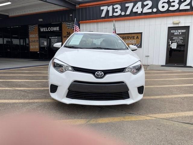 Toyota Corolla 2016 price $1,900 Down