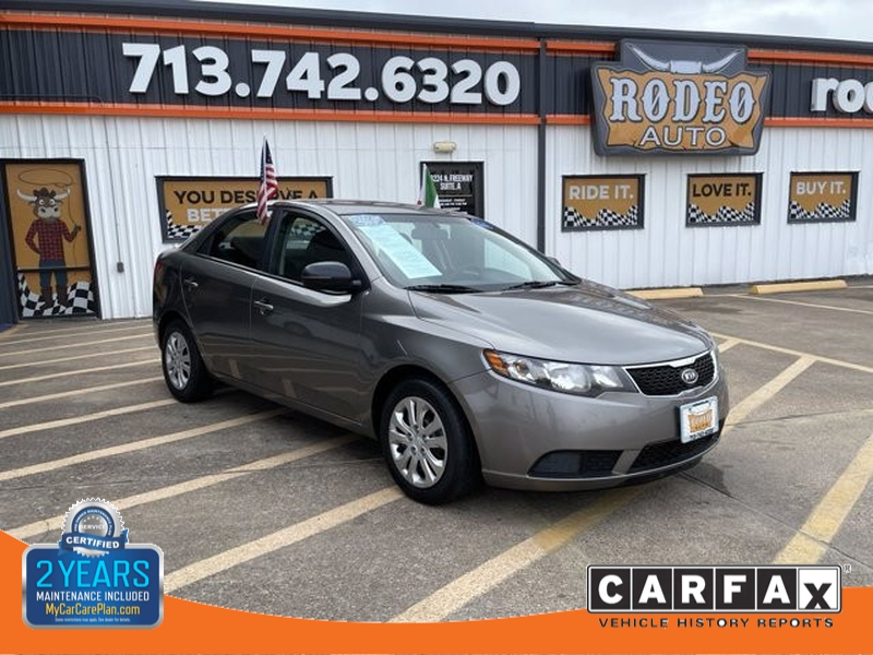 Kia Forte 2012 price $1,300 Down