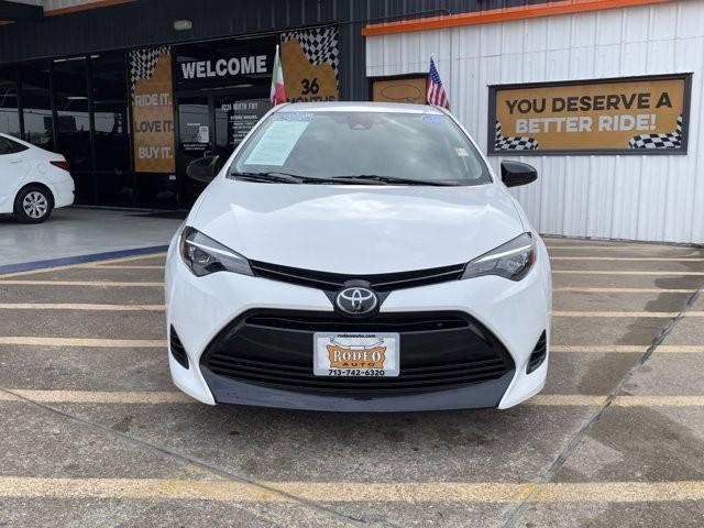 Toyota Corolla 2017 price $1,800 Down