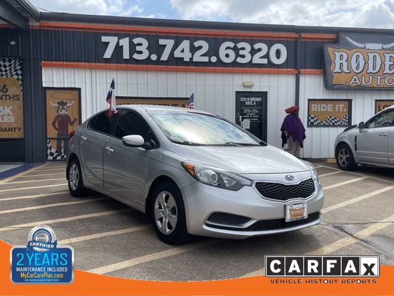 Kia Forte 2014 price $1,600 Down