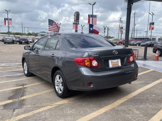 Toyota Corolla 2010 price $1,600 Down