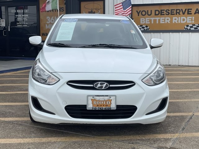 Hyundai Accent 2016 price $1,500 Down